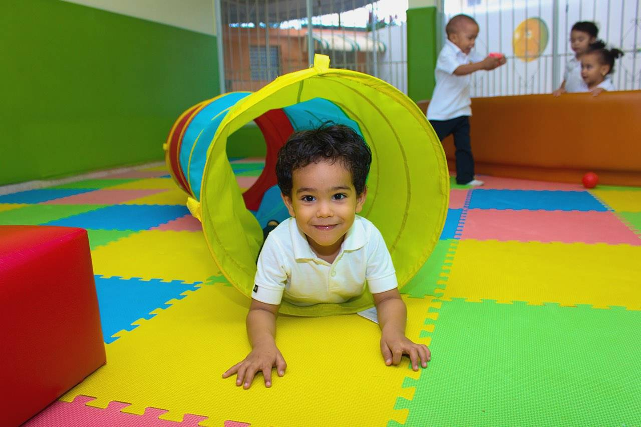 boy playroom
