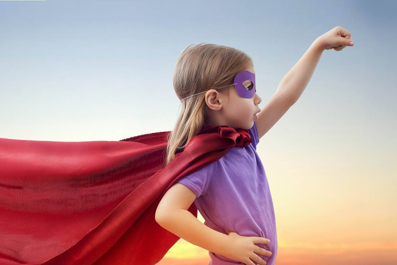 child supergirl bigbang2