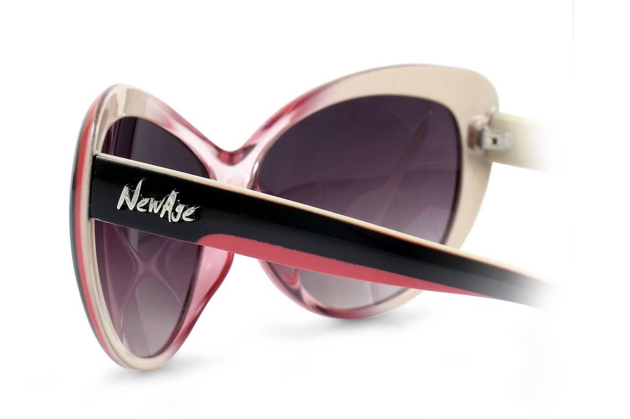 New Age eyeglasses