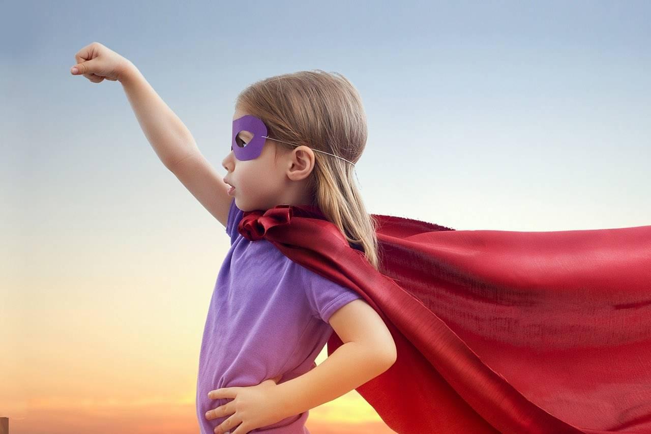 child-supergirl-eyemask