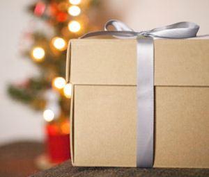 christmas 20 20brown 20paper 20package