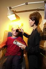 eye exam and eye doctor in plano office