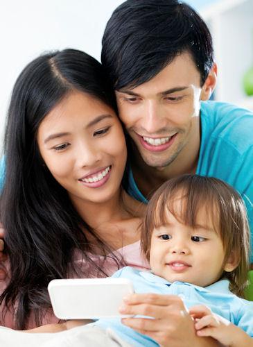asian family | Dade city eyecare in FL