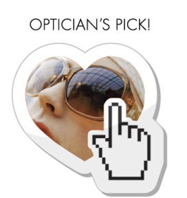 Optician's Pick at the North Raleigh eye doctor