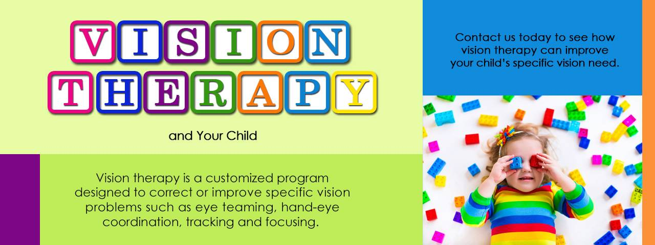 Vision therapy for kids