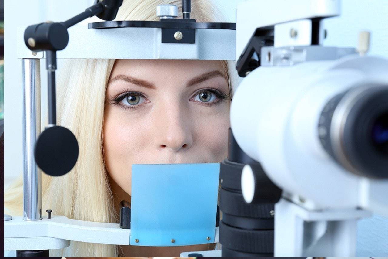 eyetest equipment