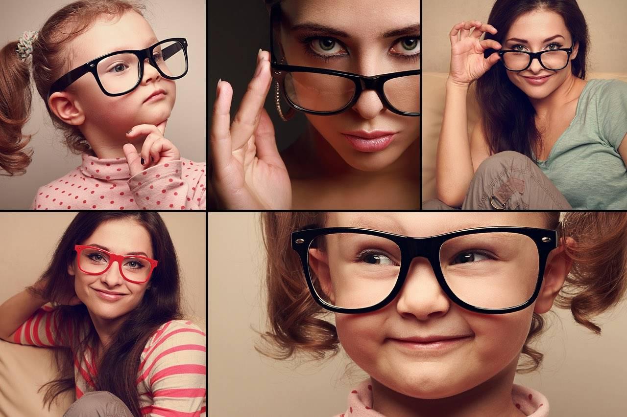 Lens treatment options for eyeglasses