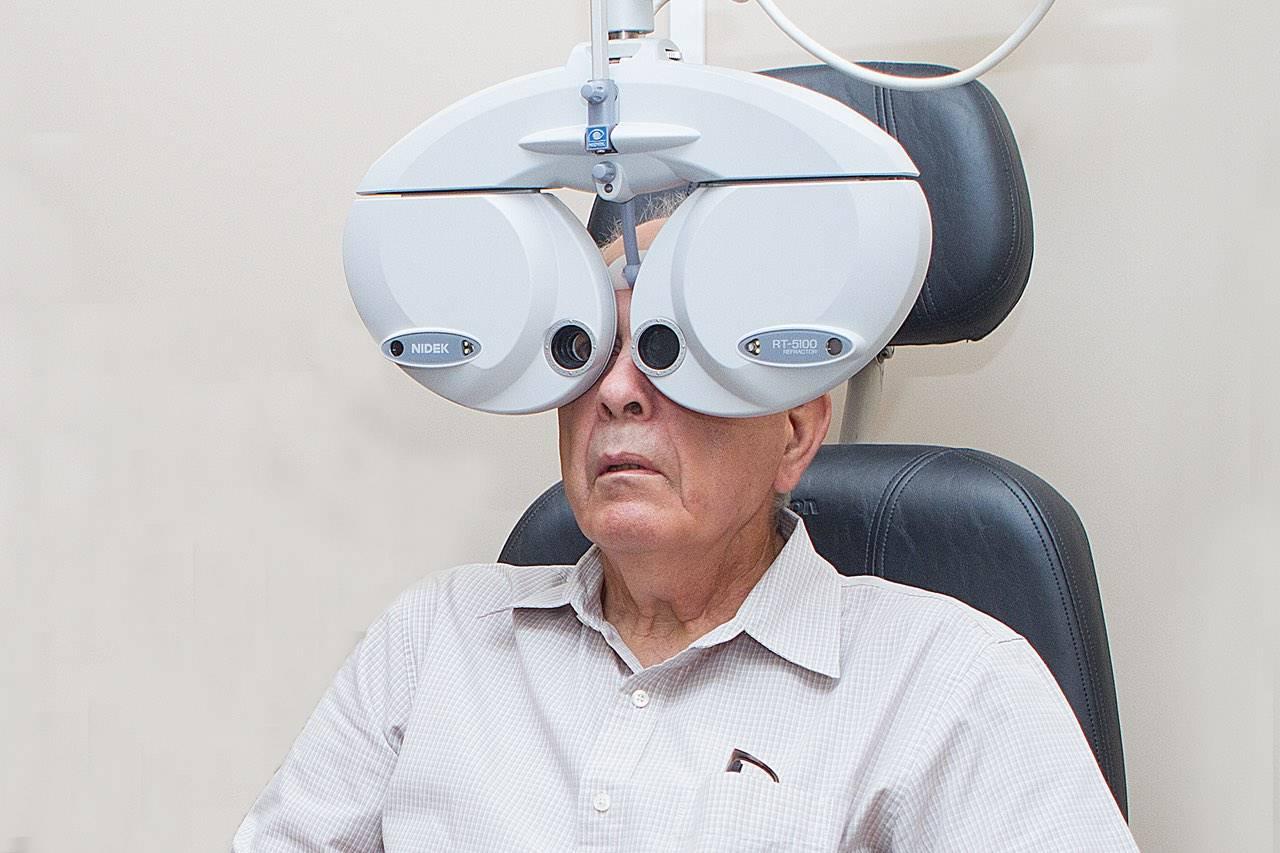 Ocular Diseases treatment