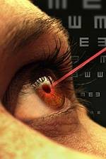 eye with laser | InSight Eyecare Optometry in Scotts Valley and Capitola, CA