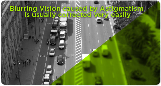 Astigmatism treatment in Niagara Falls, ON
