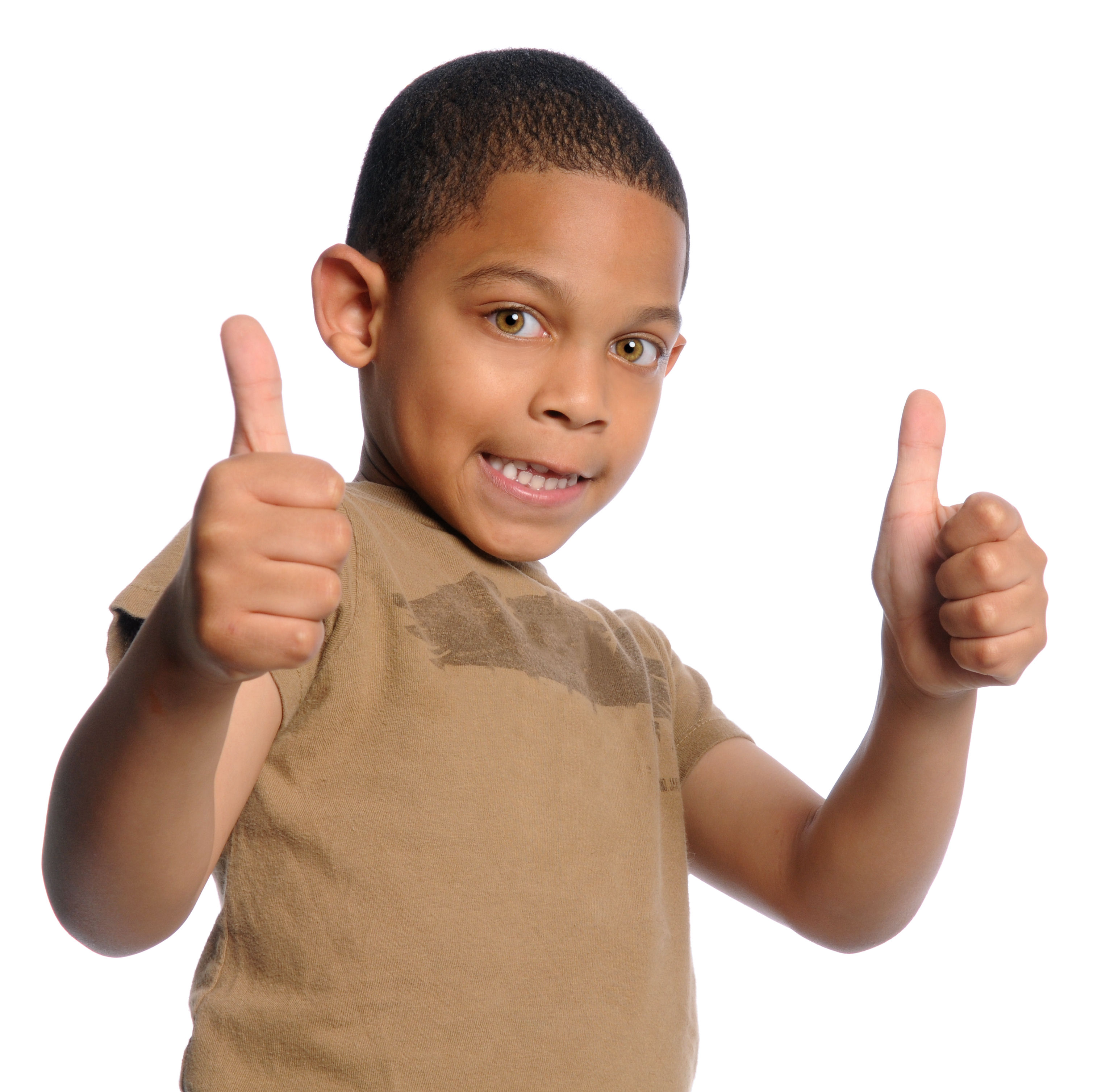 thumbs 20up 20child