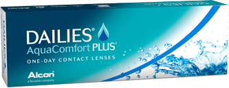 Dailies 1-Day Contact lenses - We Carry Them!