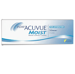 Acuvue Moist for Astigmatism at mondo optical cicera NY