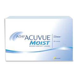 1 Day Acuvue Moist at mondo optical cicera NY