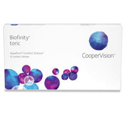Biofinity Toric - Eye Care - Olathe, KS