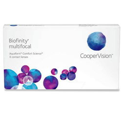 Eye doctor, Biofinity Multifocal in Lantana, FL
