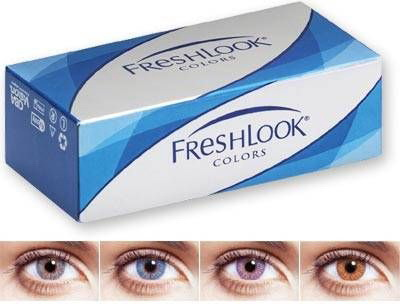 Freshlook color contact lenses in fulton ms
