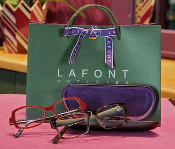 Lafont eyewear at Visionary Eye Care in Fair Lawn, NJ