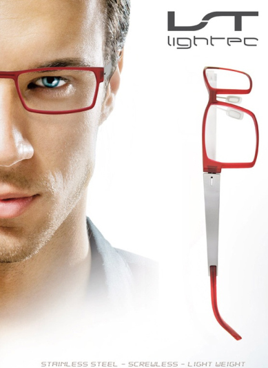 Lightec | Designer Eyeglasses | Texas State Optical Cypress