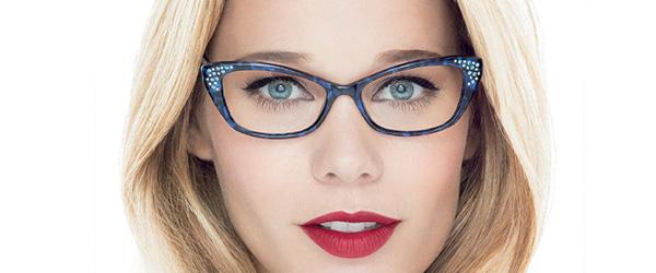 Lulu Guiness eyeglasses frames Irving TX