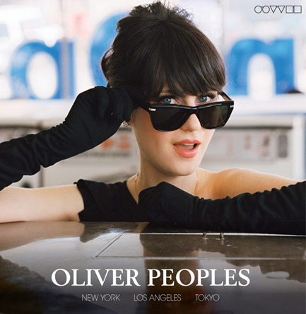 Oliver 20Peoples 20model 20female