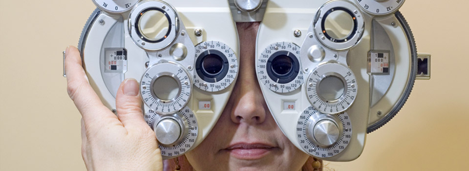 eye exam richlands va