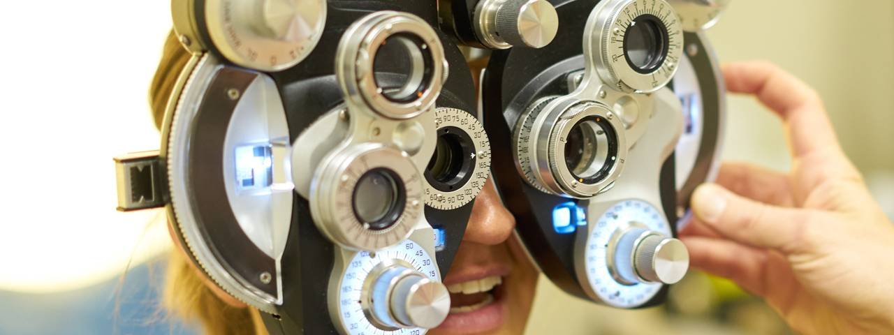 eye exam technology in new boston oh