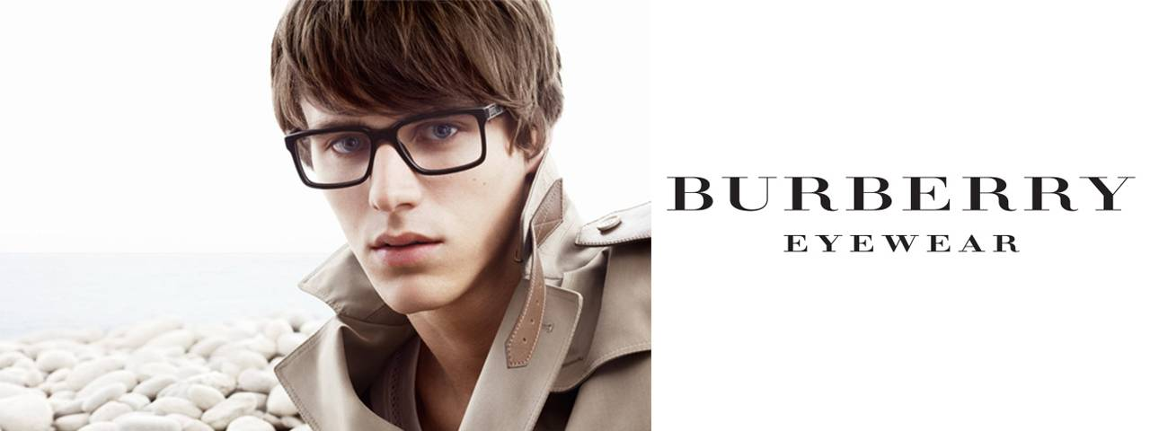 Burberry glasses Men slide